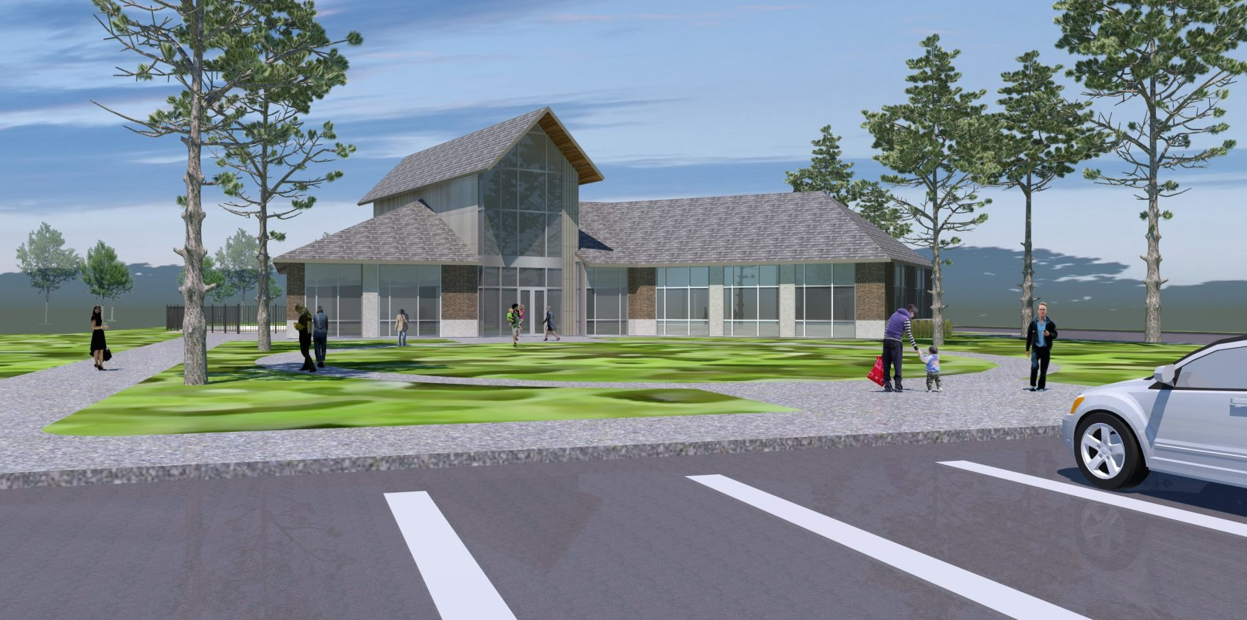 Glencairn New Community Center